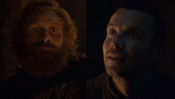 """Tormund y Gendry, víctimas del amor en """"Game of Thrones"""" (Foto: HBO)"""