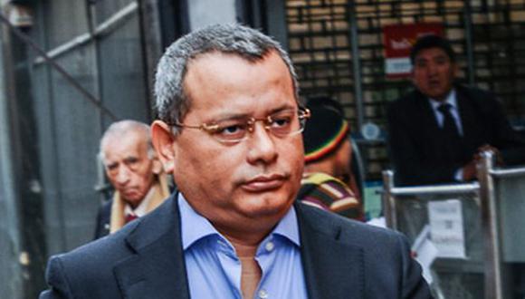 Fiscalía de lavado de activos investiga a Rodolfo Orellana