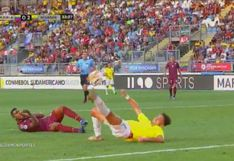 Ecuador vs. Venezuela: Leonardo Campana y la genial pirueta para el 2-0 | VIDEO