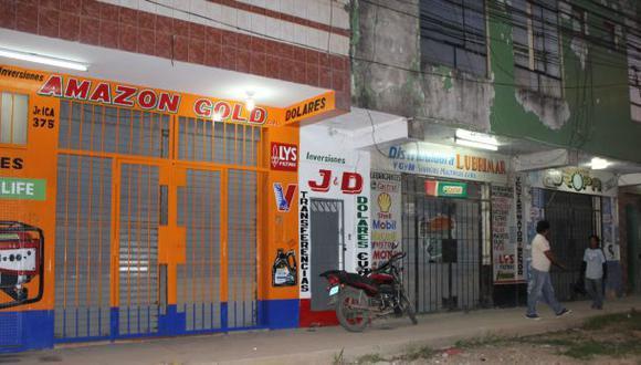 Hampones mataron a trabajador de casa de cambio durante asalto