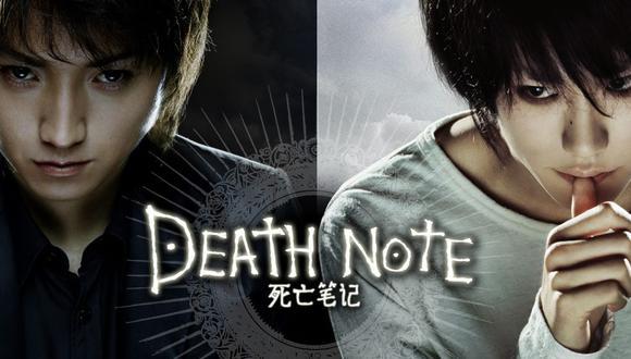 """""""Death Note"""": repasa sus adptaciones al cine"""