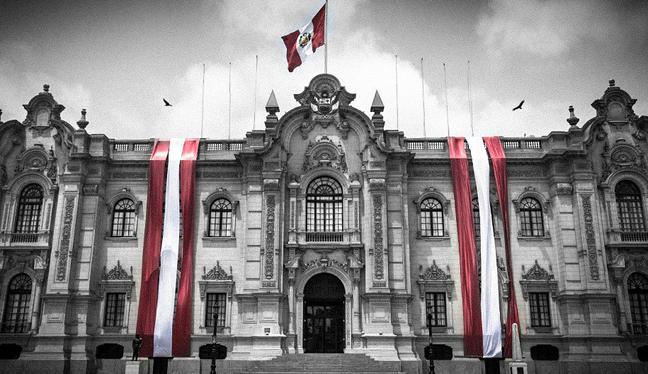 Este domingo, los peruanos tienen en sus manos el destino del país. Deben elegir al presidente de la República para los próximos cinco años. (Composición El Comercio)