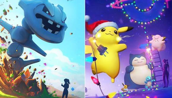 Pokémon Go permitirá descargar fondos de carga del juego