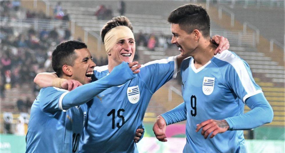 Uruguay venció a Jamaica y clasificó a las semifinales de los Juegos Panamericanos Lima 2019. (Foto: @AUFOficial)