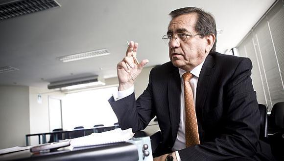 Jorge Del Castillo ha sido citado como testigo por el Caso 'Petroaudios' para la próxima semana. (Foto: Karen Zárate/ Archivo El Comercio)