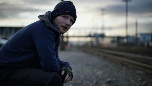 "Ed Sheeran en el video ""Shape Of You"" (Foto: YouTube)"
