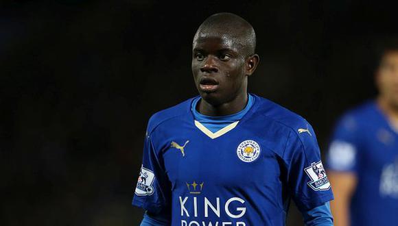 Leicester City: N'Golo Kanté se despidió con emotiva carta