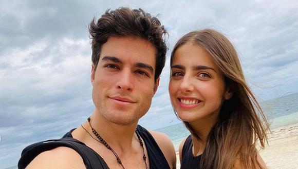 Michelle Renaud y Danilo Carrera terminaron su relación en buenos términos y dejaron en claro que podían seguir trabajando juntos. (Foto: @danilocarrerah / Instagram)