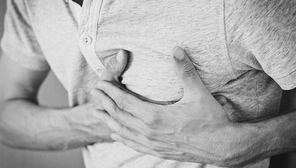 El dolor de pecho puede ser una señal de alarma de un problema mayor. (Foto: Pixabay)