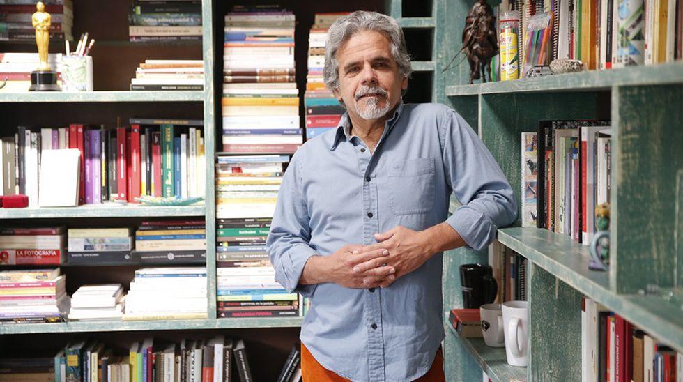 Julio Hevia. (Foto: Manuel Melgar/ USI)