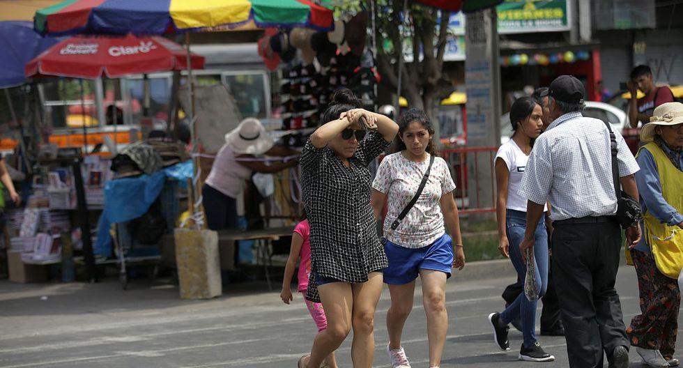 Hoy índice máximo UV en Lima alcanzará el nivel 14, especialmente cerca del mediodía, advirtió el Senamhi. (Foto: GEC)