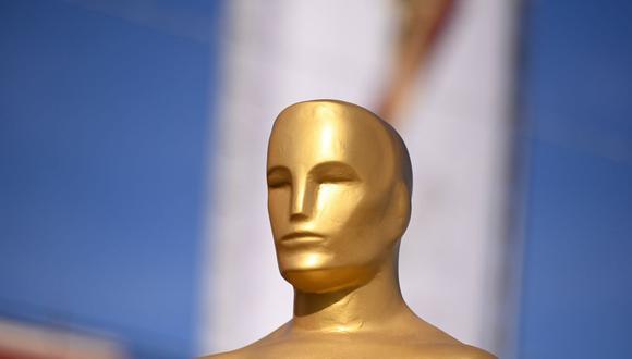 Este 25 de abril será la ceremonia del Oscar 2021. (Foto: Robyn Beck / AFP)