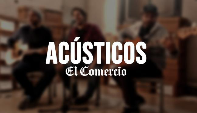 El Comercio Acústicos - Vilma Palma e Vampiros