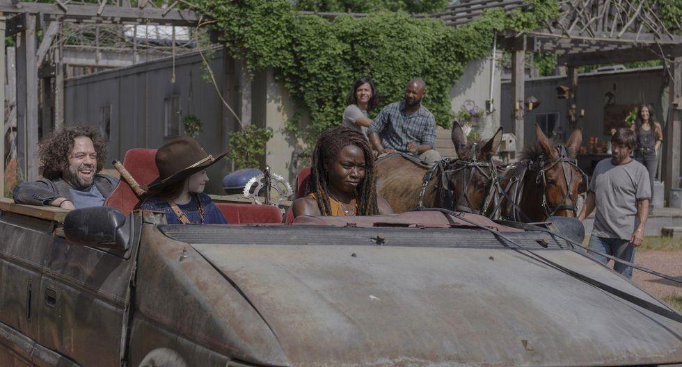 """""""The Walking Dead"""" 10x04: las imágenes del episodio. Fuente: Fox."""