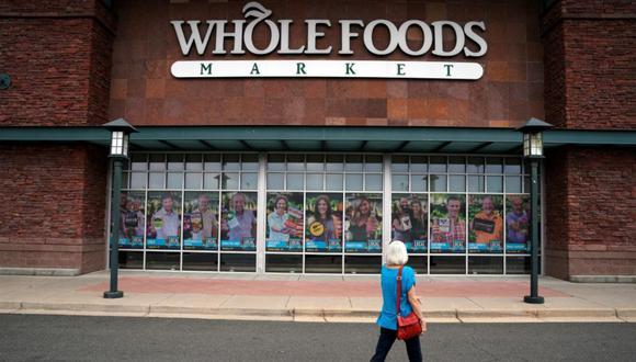 Whole Foods Market es una cadena de supermercados que comercializa alimentos orgánicos, frescos y naturales. (Foto: Reuters)