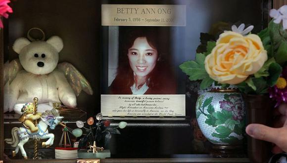 Betty Ong fue la primera persona en alertar sobre el secuestro de los aviones del 11S.  (Getty Images).