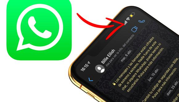 Conoce la verdadera razón de por qué suenas como robot en tus llamadas de WhatsApp. (Foto: MAG)