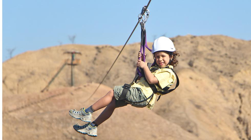 La Caprichosa: Lugar para hacer deportes de aventura en Máncora - 1