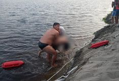 La Libertad: bañista muere ahogado en laguna de San José