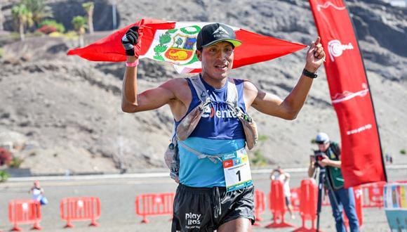 El huancavelicano dominó las tres etapas de la competencia que abarca 120 kilómetros.