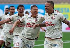 Universitario venció 2-1 a Atlético Grau por la fecha 1 de la fase 2 de la Liga 1