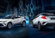 Toyota C-HR 2020: la nueva SUV mediana con tecnología híbrida llegó a Perú   FOTOS