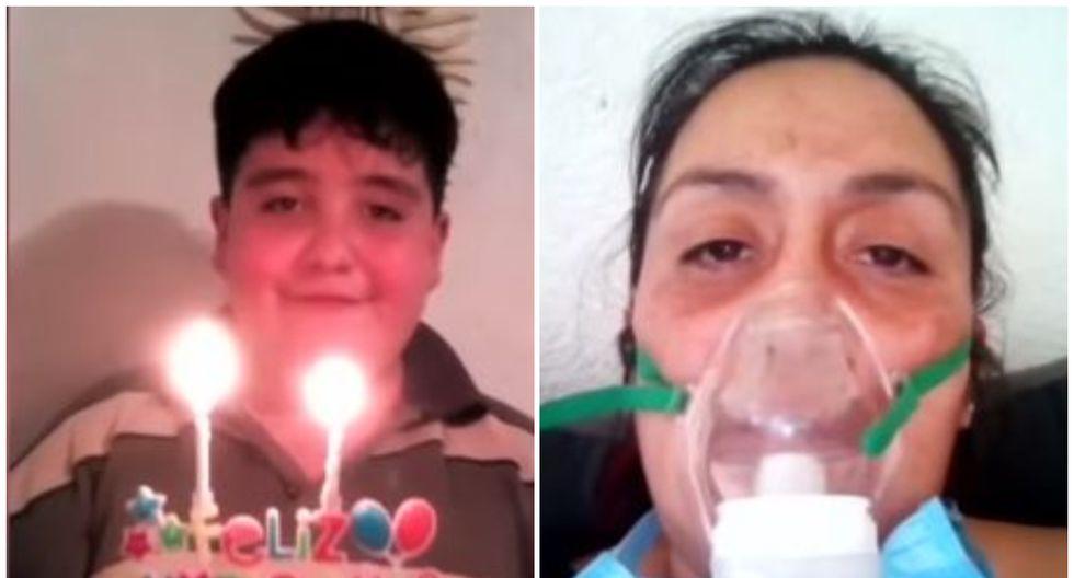La historia de Juan Eduardo y Adriana conmueve al mundo: el menor cuidó a su madre y falleció el día que ella presentaba a vencer al coronavirus. (Foto: Twitter)