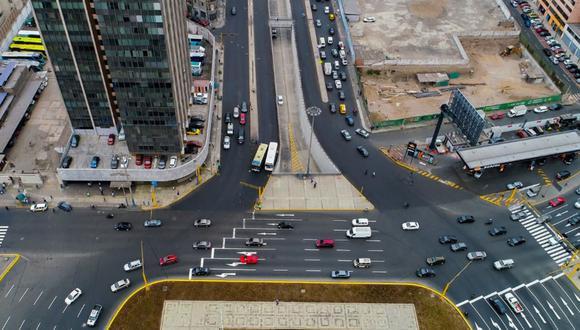 Medidas de tránsito se disponen para garantizar la seguridad de las personas que acudan a los conglomerados comerciales del Centro de Lima. (Foto: Municipalidad de Lima)
