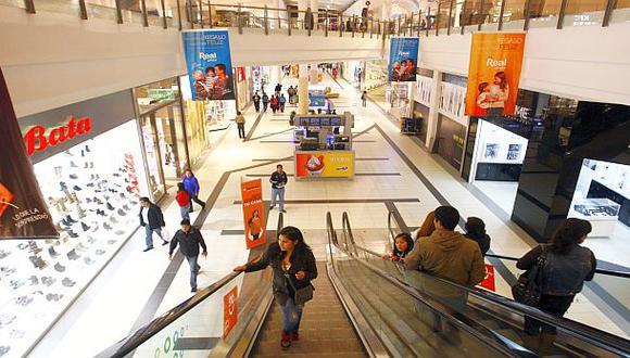 Campaña navideña en 'malls' creció solo la mitad del 2013