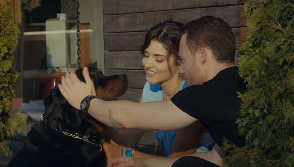La vez que Eda conoció a Sirio y tuvo una gran conexión con la mascota. (Foto: Fox Turquía)