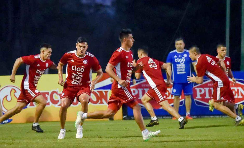 Cambios en la nómina final de la selección de Paraguay para la Copa América 2019. (Foto: AFP)