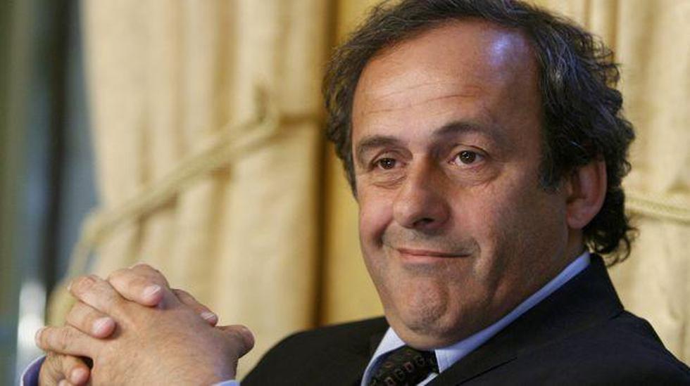 Platini: informe revela que UEFA conocía que cobraba de la FIFA - 1