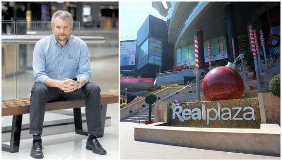 Para este año, las ventas 'same store sale' de Real Plaza crecerán 6%, dice su CEO, Daniel Duharte.