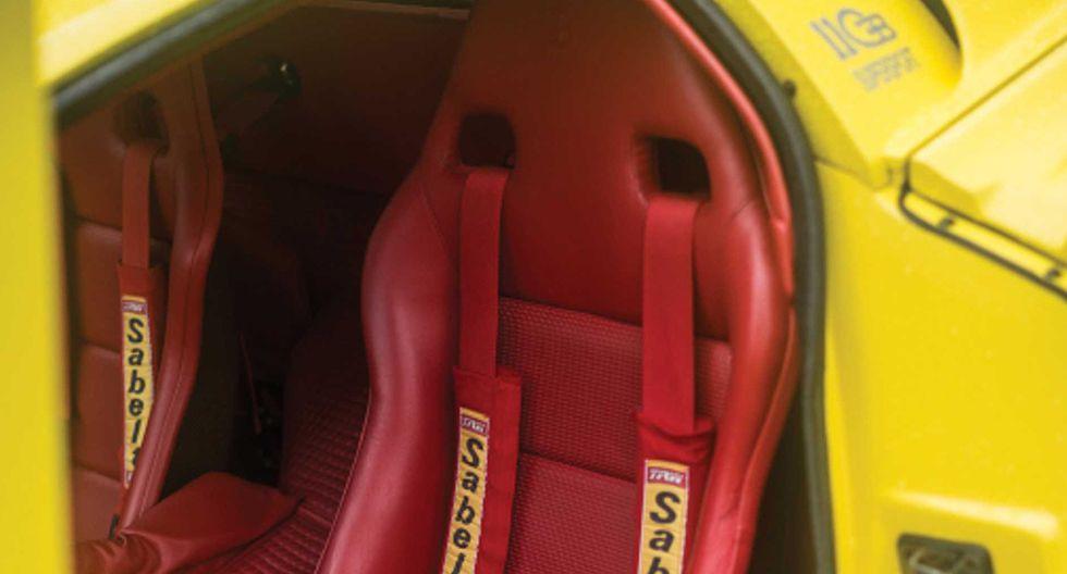 La versión Super Sport del Bugatti EB110 fue muy deseada en su época. Incluso el piloto alemán Michael Schumacher adquirió una edición especial del superdeportivo. (Fotos: Difusión).