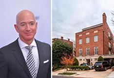 Jeff Bezos compró una mansión frente a su actual vivienda | FOTOS