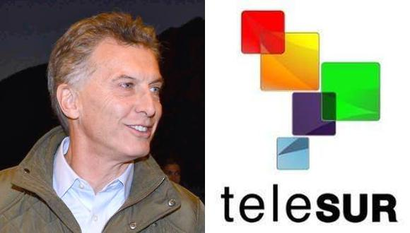 Argentina inicia trámite para dejar la cadena Telesur