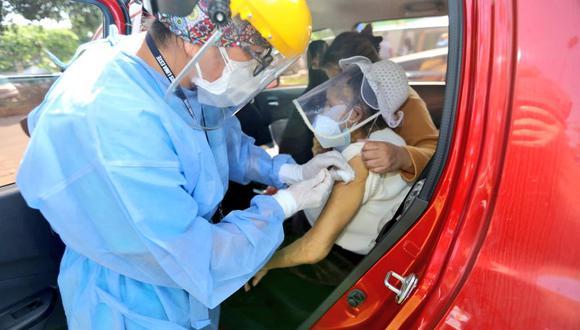 El Gobierno desarrolla un plan de vacunación contra el COVID-19 con énfasis en la territorialidad. (Foto: Minsa)