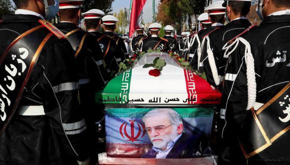 Fakhrizadeh fue el quinto científico nuclear iraní asesinado en los últimos 10 años. (Reuters).