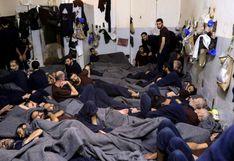 Viudos, encarcelados, detenidos: sobrevivientes Estado Islámico sufren en limbo en Siria | FOTOS