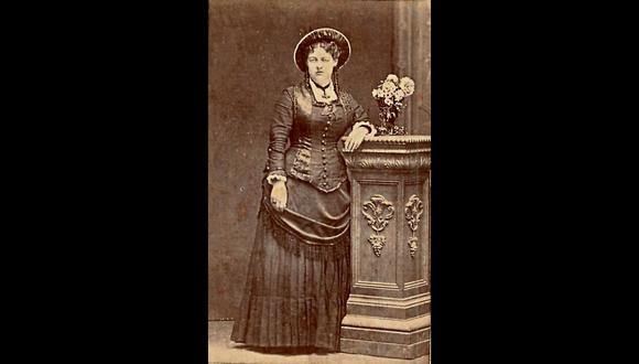 Clorinda Matto de Turner. La autora de Aves sin nido fue una de las precursoras del derecho de la mujer a la educación.