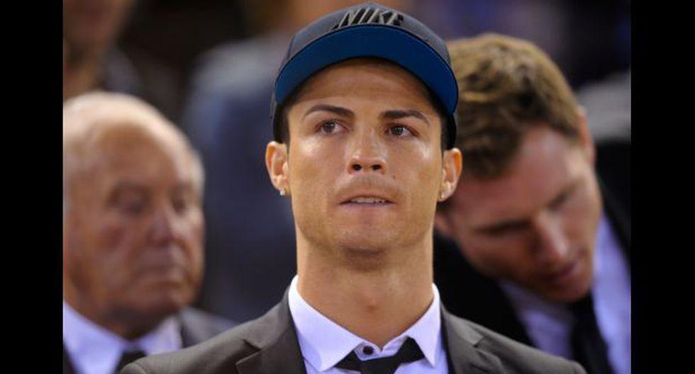 """Cristiano Ronaldo: """"Me he sentido muy orgulloso de este equipo"""""""