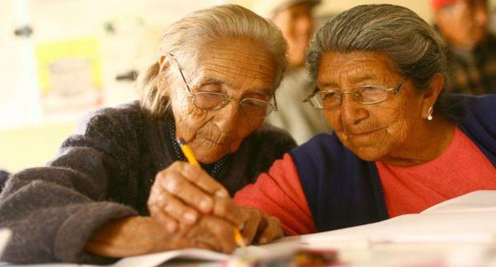Adulto mayor: ¿qué retos plantea el aumento de la vejez?