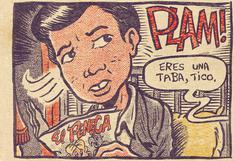"""""""La ciudad y los perros"""" tendrá versión en cómic: mira los primeros trazos y bocetos"""