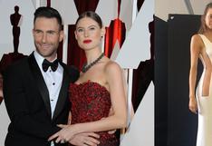 Behati Prinsloo y Adam Levine: modelo mostró su arriesgado vestido de novia a 7 años de su boda