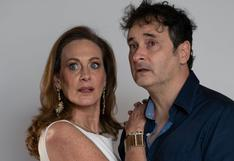 """""""Tiempos Mejores"""": Leonardo Torres Vilar y Denisse Dibós protagonizan una comedia dramática virtual"""