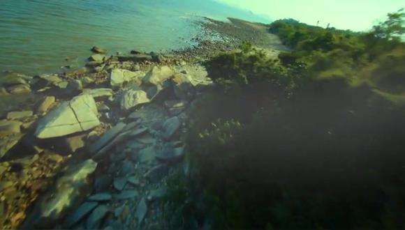 El video fue hecho por un joven de 26 años, quien tenía intenciones de mostrar paisajes poco conocidos de Hong Kong. (Foto: Caters Clips | YouTube)