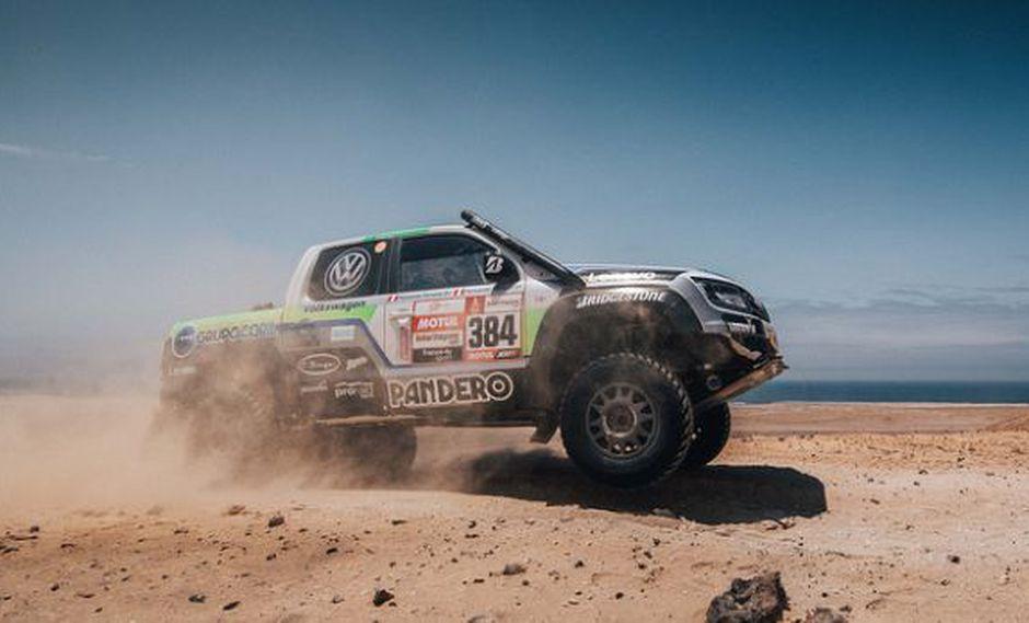 Este es el noveno Dakar de la dupla Ferrand. (Foto: Itea)