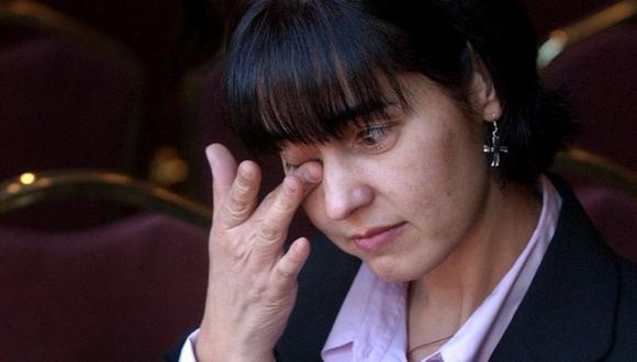 Ortiz narró su historia varias veces y escribió un libro. (Foto: Getty Images, vía BBC Mundo).