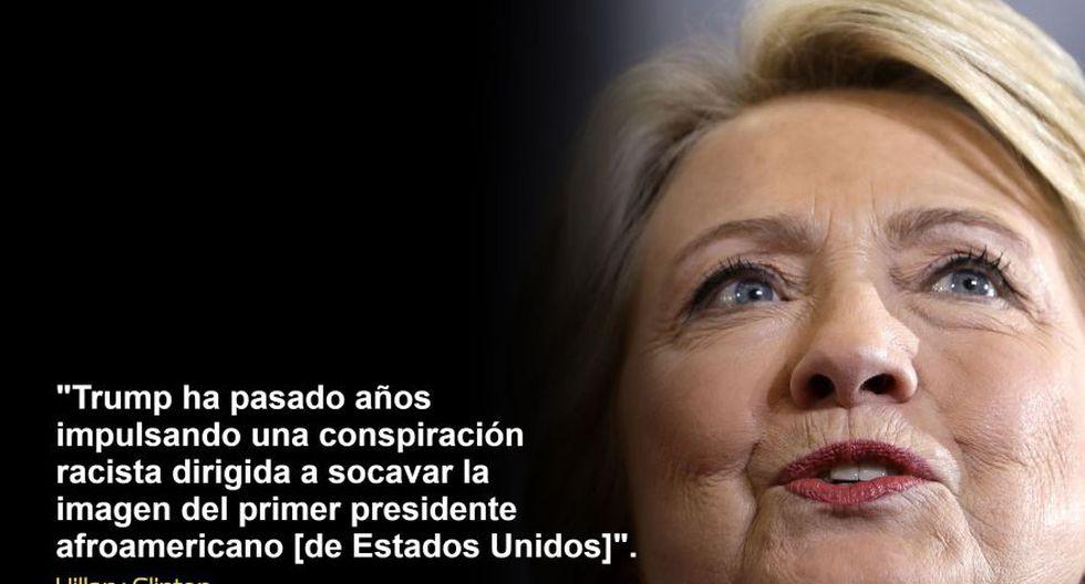 Hillary Clinton Las Polémicas Frases De La Candidata