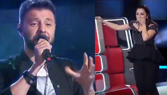 Facebook: concursante rumano impresiona al cantar como Michael Jackson